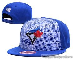Toronto Blue Jays Star Style Snapback Hats only US$6.00 - follow me to pick up couopons.