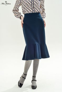 Firefly Skirt (Teal) - Miss Patina - Vintage Inspired Fashion
