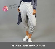 The Paisley Raye Seloa Jogger is Coming! #paisleyraye
