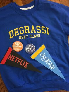 for kids who are looking to vicariously adventure through highschool- Netflix's new Degrassi: Next Class is the perfect show for them to watch #streamteam AD