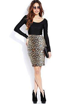 Womens skirt, pencil skirt, denim skirt and miniskirt   shop online   Forever 21 - 2000066589