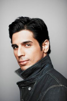 Sidharth Malhotra's Test Look Photoshoot for Dharma Productions