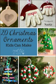 Want some fun Christmas ornament crafts? Visit for Christmas ornament crafts that kids can make. There is something for every skill level. Christmas Crafts For Toddlers, Kids Christmas Ornaments, Toddler Christmas, Christmas Activities, Christmas Traditions, Holiday Crafts, Holiday Fun, Kids Crafts, Preschool Activities