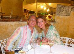 Isabel Angelino e Ângelo Rebelo - Cartagena das Índias