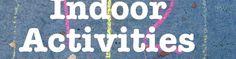 30 active indoor activities for kids