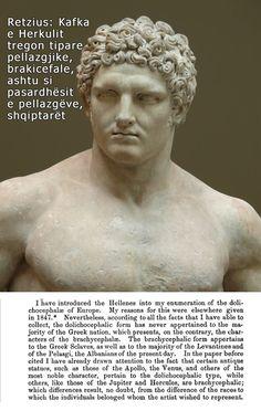 TIPARET ILIRE TË SHQIPTARËVE Albanian People, Albanian Culture, Crests, Places To Visit, Statue, History, Medieval, Technology, Spaces