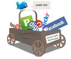 Popular Social Media Platforms