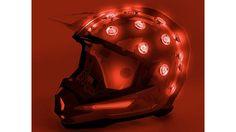 Radical new motorcycle helmet hitting the road next year