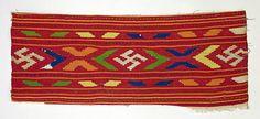 Textile Date: 1875–1925 Culture: Russian Medium: wool, linen
