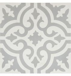 Siran Encaustic Feature Tile
