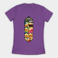B Jr Z Koopalings Womens T-Shirt