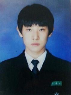MBLAQ Lee Joon's yearbook photo revealed