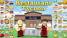 Im On Restaurant Tycoon Xd Roblox Amino Roblox Games Free Robux 2019