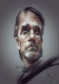 Jeremy Irons  - CARICATURE: http://dunway.com/