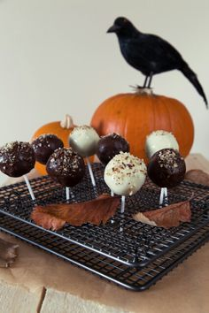 It's time to make spooky treats for your Halloween get together with friends and family. Here are some ideas for Healthy, Kid-friendly, Raw, Vegan Recipes. Make these sweet treats for a Halloween party, or just to celebrate the season of fall. Enjoy at your own risk!