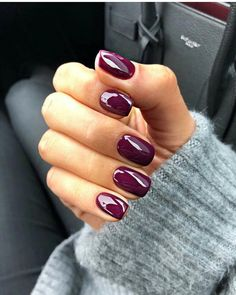 Looking for easy nail art ideas for short nails? Look no further here are are quick and easy nail art ideas for short nails. Cute Nails, Pretty Nails, Nagellack Design, Manicure Y Pedicure, Dipped Nails, Nagel Gel, Nail Polish Colors, Manicure Colors, Color Nails