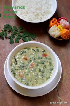 This bowl of drumstick leaves kootu has more and more of drumstick leaves which is easy to cook and it would taste amazingly delicious. Easter Dinner Recipes, Dinner Rolls Recipe, Easy Chicken Dinner Recipes, Rice Side Dishes, Healthy Eating Recipes, Diabetic Recipes, South Indian Food, Barbecue Recipes, Indian Dishes