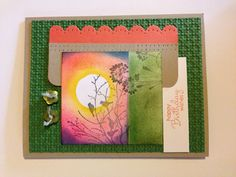 Stampin' Up Serene Silhouettes