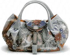 Denim Handbags, Purses And Handbags, Tote Backpack, Messenger Bags, Tote Bags, Mochila Jeans, Leather Purses, Leather Wallets, Leather Bags