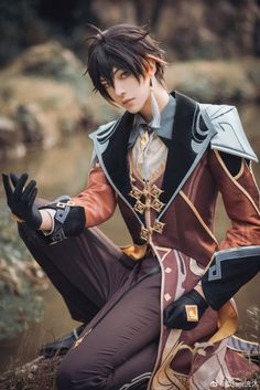 Epic Cosplay, Amazing Cosplay, Vida Real, How To Pose, Anime Guys, Handsome, At Least, Husband, Poses