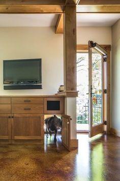 Quot Dog Door Quot Design Ideas Pictures Remodel And Decor