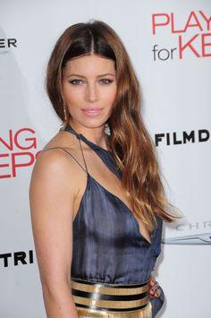 Jessica Biel's Hair: Best Celebrity Hair - Lookbooks, Photos   ModaMob