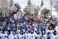 Alilo: Georgian folk and Christmas tradition Christmas Traditions, Georgian, Folk, Photo Wall, Christmas Tree, Christian, Urban, Traditional, Holiday Decor