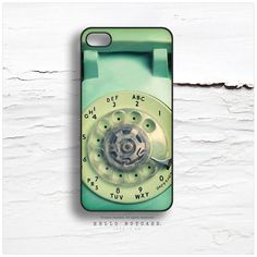 iPhone 5 Case Old Rotary iPhone 5s Case Dial Phone by HelloNutcase, $19.00