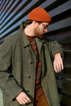 Hipster Grunge, Grunge Goth, Over The Top, Rockabilly, Street Style Vintage, Winter Hats For Men, Men's Fashion Brands, Men Street, Mens Fashion