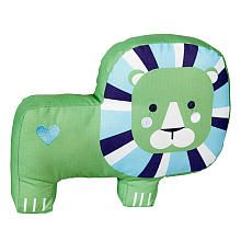 Happy Chic Baby by Jonathan Adler - Charlie Lion Pillow