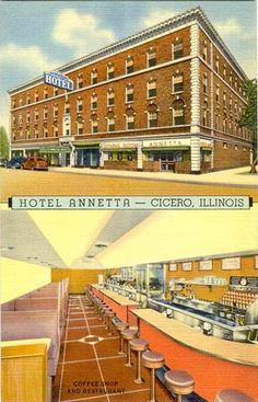 Berwyn Illinois, Cicero Illinois, Chicago Pictures, City Girl, Back In The Day, Vintage Ads, Memories, Smile, Spaces
