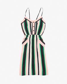 Emma Cook Ribbon Stripe Dress | LuckyShops
