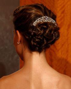 Makes e cabelos do Oscar!!   Dia de Beauté