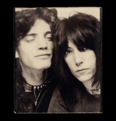 Patti Smith and Robert Mapplethorpe. Patti Smith Archive | Via Morgenbladet