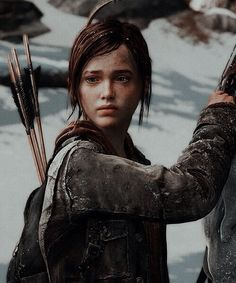 Picture about the last of Us The Lest Of Us, Joel And Ellie, Last Of Us Remastered, Future Days, Video Game Characters, Star Citizen, Best Games, Photos, Pictures
