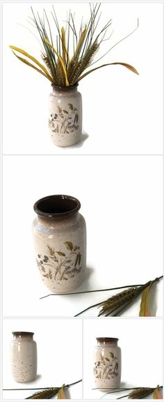 West German Pottery Vase Scheurich 231-15 c1970s https://www.etsy.com/listing/483440282/