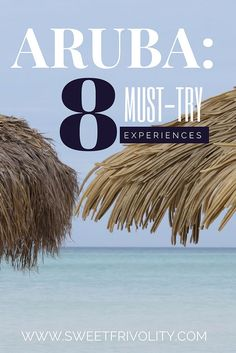 What to Do in Aruba: The Top 8 Must-Try Experiences | Travel Tips and Blogging Advice | United States | Sweet Frivolity