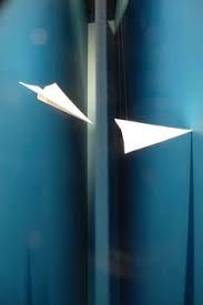 Image result for blue and joy paper planes