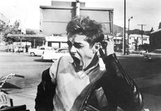 """vintagegal: """" James Dean photographed by Phil Stern, 1955 """""""