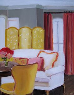 The Screening Room, Janet Hill