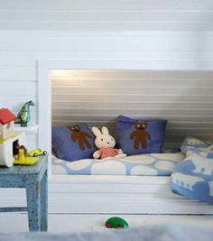 under eaves bed - Google Search