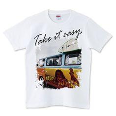 気楽に行こう! | デザインTシャツ通販 T-SHIRTS TRINITY(Tシャツトリニティ)