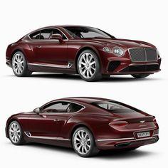 いいね!56件、コメント1件 ― Artur on cars.さん(@4wheels_world)のInstagramアカウント: 「All-new 2018 Bentley Continental GT…」