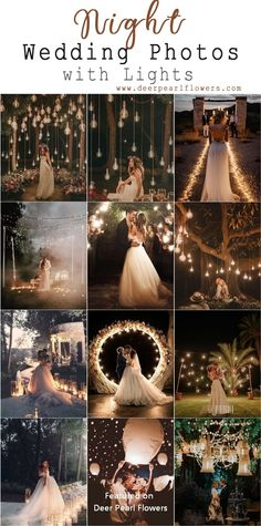 Romantic rustic country light wedding photos - rustic country wedding ideas #weddings #weddingphotos #countryweddings #weddingideas #dpf #deerpearlflowers