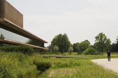 Netherlands Institute for Ecology (NIOO-KNAW) - Claus en Kaan Architecten