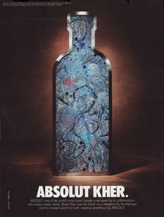 absolut vodka ads - Google Search