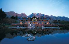 Une chambre de luxe à Glenorchy ? Essayez le Blanket Bay Lodge. © Traveloscopy #momondo