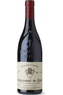 Chateau Neuf du Pape   My favorite red wine with plenty of great memories