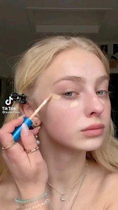 Casual Makeup, Edgy Makeup, Grunge Makeup, Cute Makeup, Pretty Makeup, Simple Makeup, Skin Makeup, Learn Makeup, Makeup Looks Tutorial