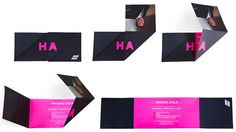 Vibrant collateral designed byTOKYfor the2012Contemporary Art Museum St. Louis Gala